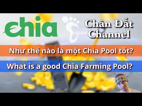 Thế nào là một Chia Farming Pool tốt? So sánh Core Pool vs HPool #Chia