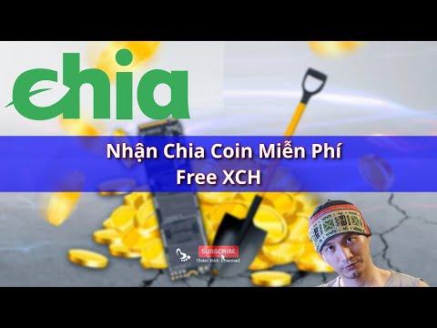 Hướng dẫn nhận Chia Coin (XCH) miễn phí #XCH #ChiaCoin #Chia #FreeXCH