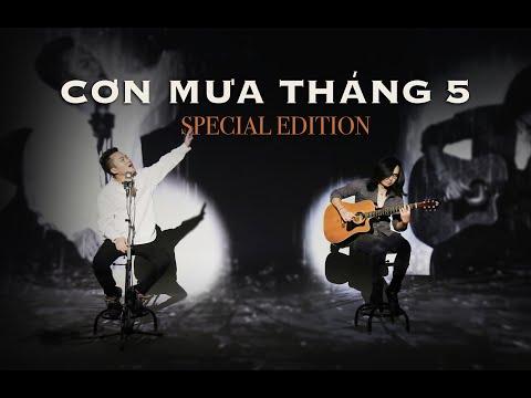 CƠN MƯA THÁNG 5 - TÙNG DƯƠNG ft TRẦN LẬP | Special Edition 2020