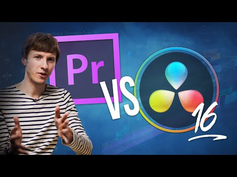 Why I Switched To Resolve after 10 Years on Premiere Pro !