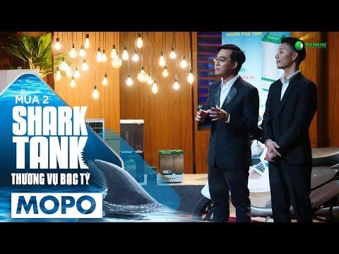 Cả Nguồn Điện Bỗng Chốc Thu Bé Lại Vừa Bằng 1 Mopo   Shark Tank Việt Nam   Thương Vụ Bạc Tỷ   Mùa 2