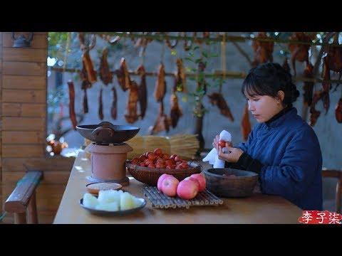 A special program on New Year snacks年货小零食特辑|Liziqi
