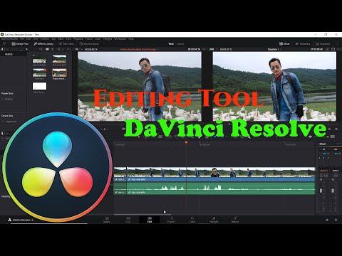 DaVinci Resolve cơ bản ✅ (Bài 6): Cắt Ghép video và những thao tác có thể bạn chưa biết