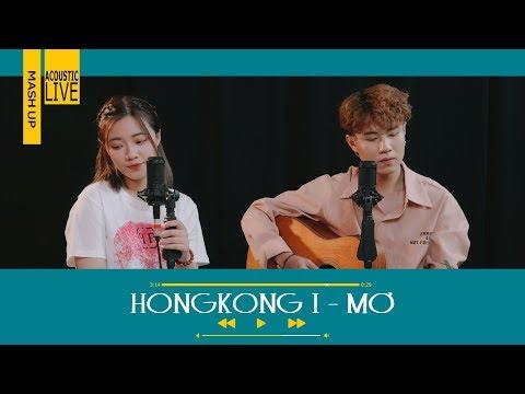 HONG KONG 1 (CHUYỆN TÌNH LƯỚT QUA) x MƠ COVER | FANNY x HỮU NHÂN | ACOUSTIC LIVE