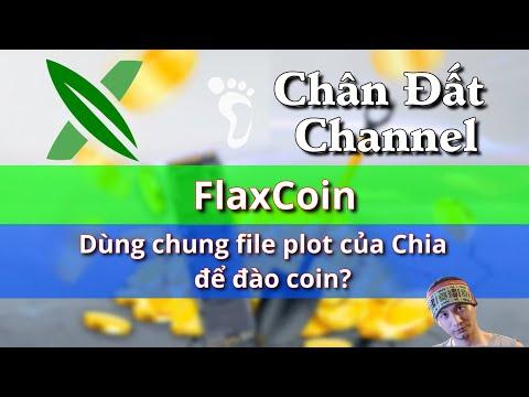 Hướng dẫn đào Flaxcoin (XFX), có thể dùng chung file plot của Chia để đào coin #chia #flax