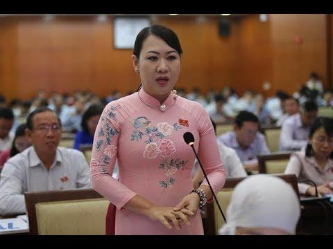 PGS.TS Phan Thị Hồng Xuân đề xuất mỗi nhà trang bị một lu nước để chống ngập