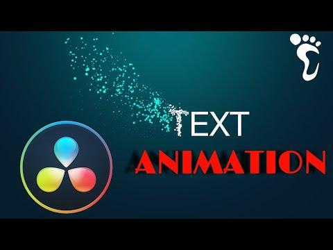 DaVinci Resolve căn bản ✅ (Bài 3): dùng Keyframe tạo hiệu ứng chữ chạy (Text Animation)