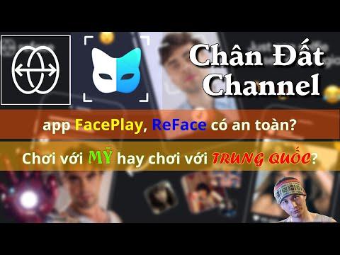 Dùng app #FacePlay #ReFace bị mất thông tin cá nhân? Có nguy cơ tiềm ẩn gì hay không?