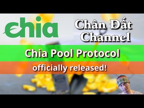 Chia Pool Protocol chính thức ấn định ngày ra mắt