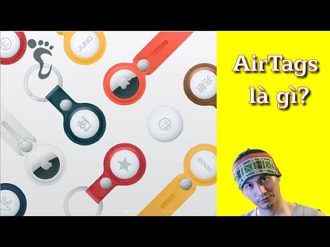 AirTag là gì? AirTag dùng để làm gì mà sao giá cao thế?
