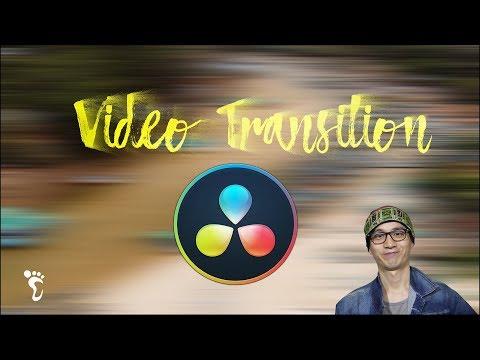 DaVinci Resolve cơ bản ✅(Bài 5): Hiệu Ứng Chuyển Cảnh - Video Transition