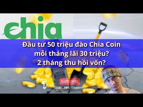Bài 5: Đào Chia Coin 1 ngày lời được bao nhiêu tiền? #Chia #ChiaCoin