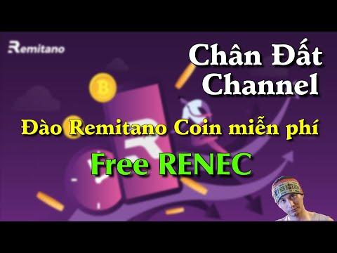 Hướng dẫn đào Remitano Coin (RENEC) miễn phí bằng điện thoại #remitano #renec