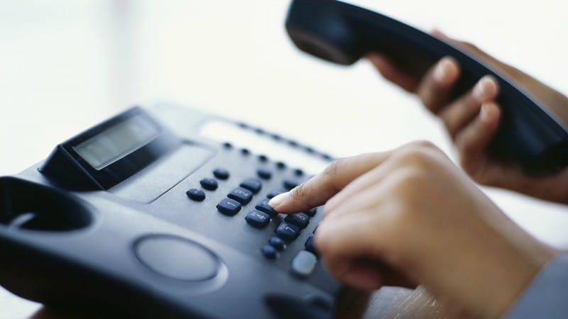 Mã vùng điện thoại cố định