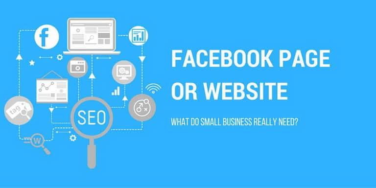 bán hàng online bằng website hay mạng xã hội Facebook