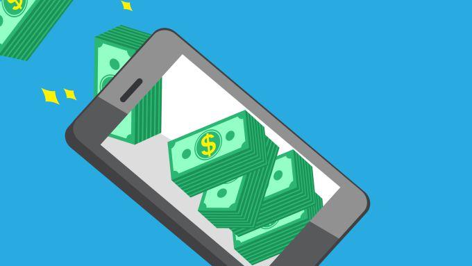 Money Transfer using Smartphone
