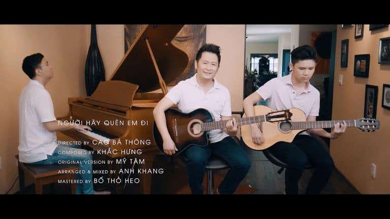 Người Hãy Quên Em Đi – Acoustic Cover (Bằng Kiều – Anh Khang – Beckham Nguyen)