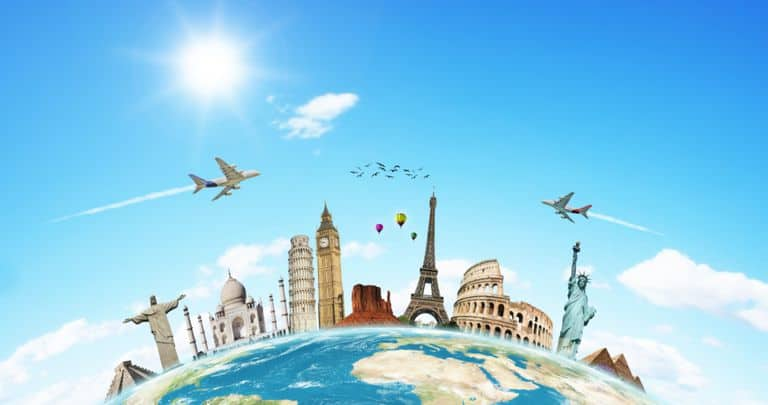 Đi du lịch nước ngoài