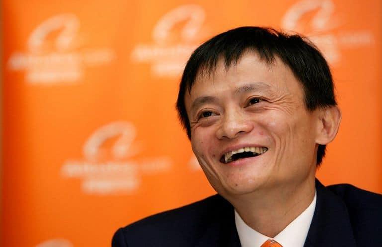 Jack Ma dạy con trai