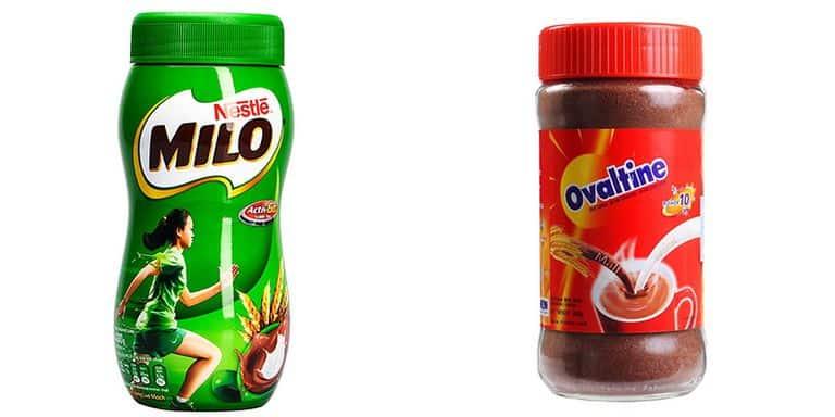 Milo Ovaltine - vô địch cũng được, không vô địch cũng được