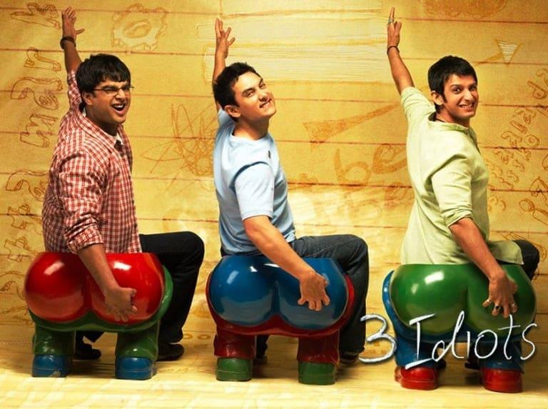 3 Idiots – 3 chàng ngốc (phim bom tấn Ấn Độ)