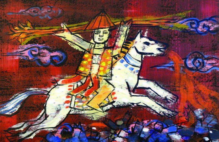 Thánh Gióng và Tư duy Nhược Tiểu