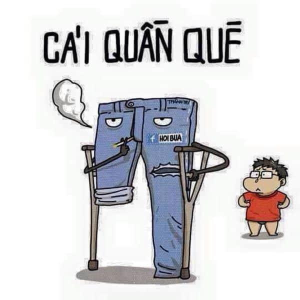 cqq - cái quần què tiếng lóng