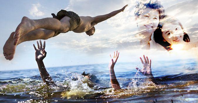 Mẹ và Vợ cùng rơi xuống nước, bạn sẽ cứu ai trước?