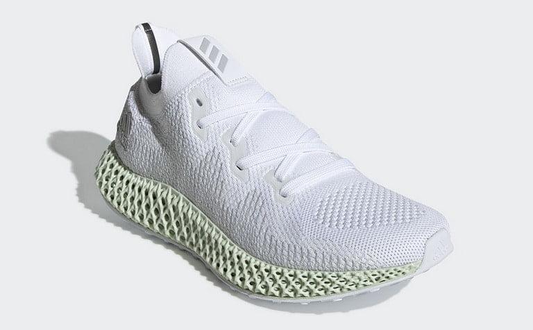 AlphaEdge 4D đến từ công nghệ in 3D của Adidas