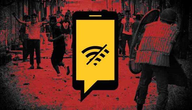 Internet toan cau co the gap su co