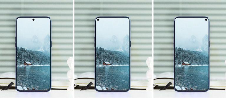 Xu thế thiết kế điện thoại 2019: nốt ruồi thay tai thỏ
