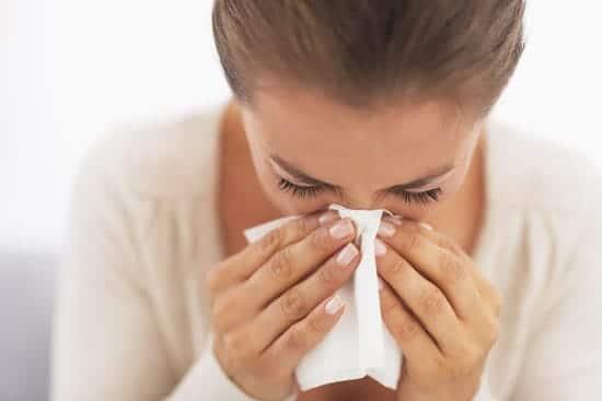 nước mũi - sổ mũi - cảm cúm