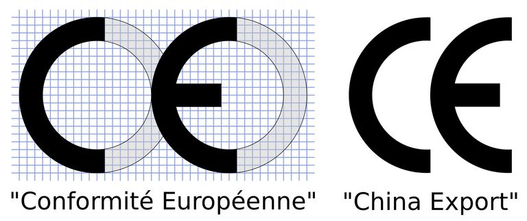 Conformité Européenne vs China Export