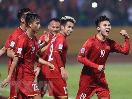 Đội tuyển Việt Nam sẽ lọt vào top 100 FIFA