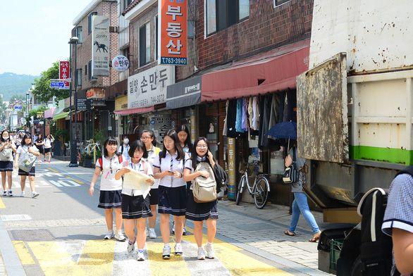 Công dân Hà Nội, TP.HCM, Đà Nẵng sẽ được Hàn Quốc cấp thị thực 5 năm
