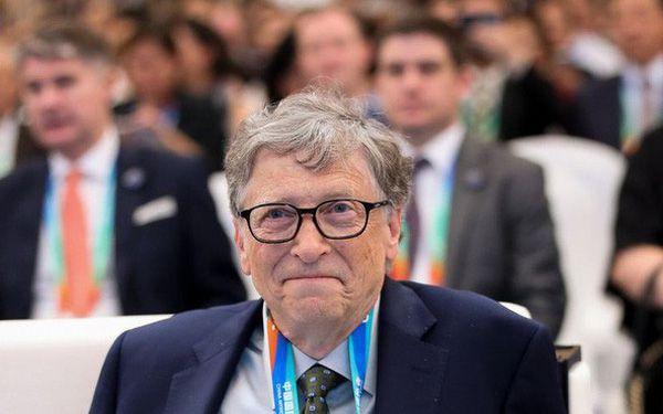 Tỷ phú Bill Gates muốn phát minh lại bồn cầu