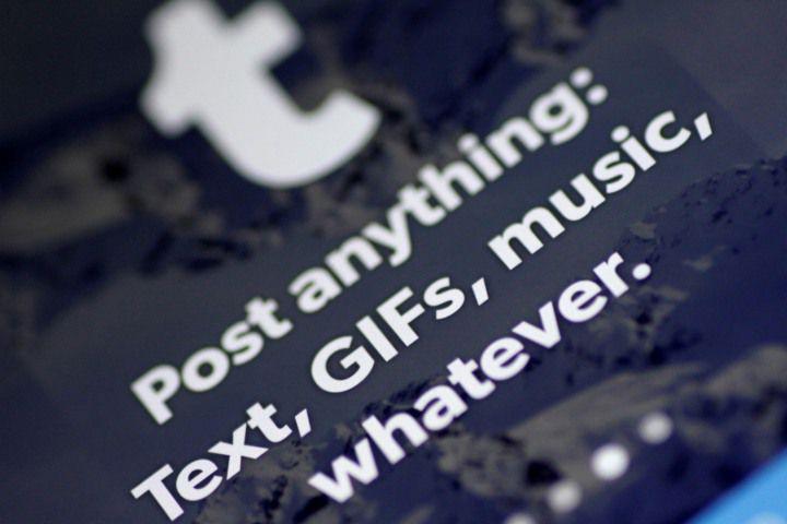 """Mạng xã hội Tumblr cấm nội dung """"người lớn"""" kể từ ngày 17/12"""