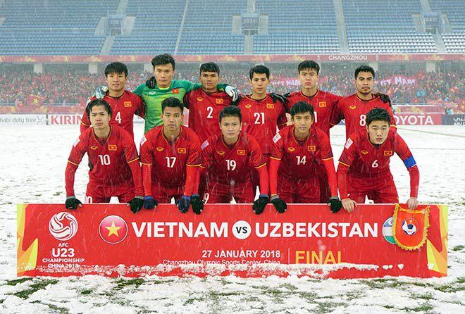 U23 Viet Nam AFF Cup 2018