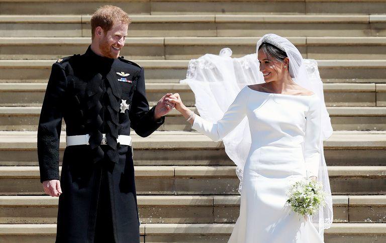 Đám cưới hoàng gia của Hoàng tử Harry và Meghan Markle