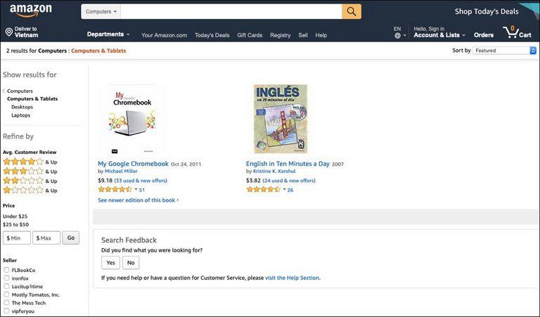 Amazon vào Việt Nam? Người tiêu dùng VN có dễ dàng mua hàng trên Amazon?