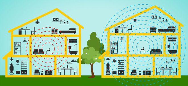 Các nhà khoa học đã tìm ra cách biến sóng Wi-Fi thành dòng điện cho điện thoại