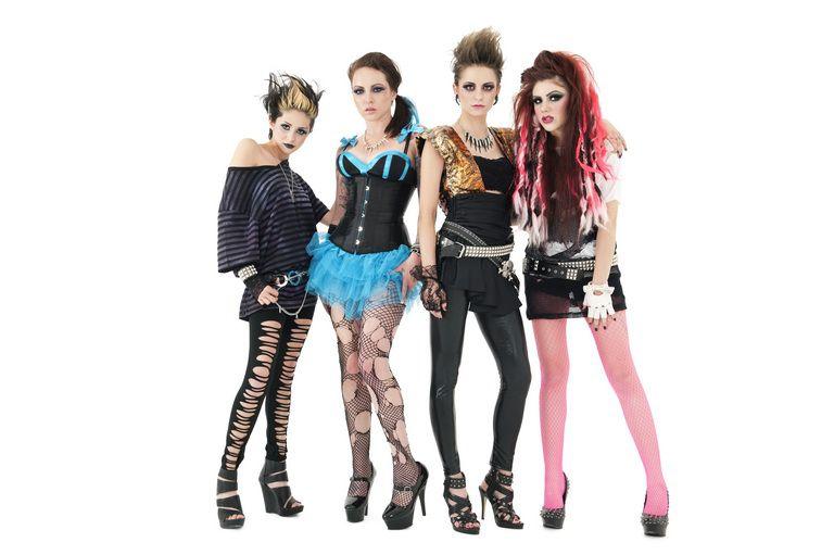 Punk style - phong cách thời trang Punk