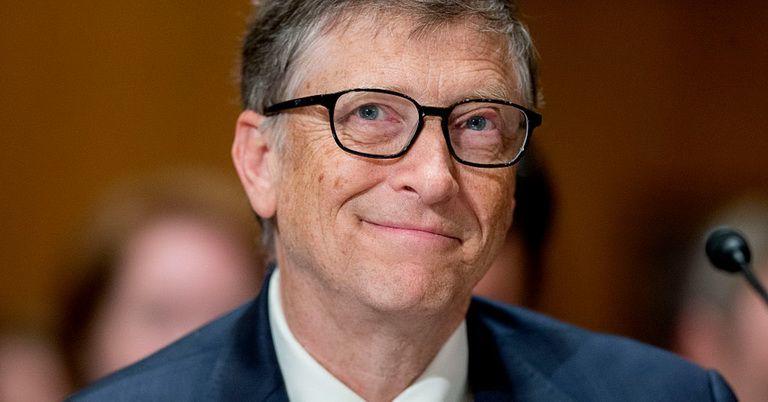 Không cần học mà vẫn giàu - Bill Gates