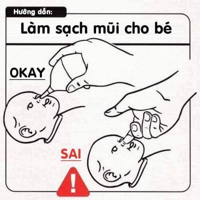 Hướng dẫn chăm sóc trẻ sơ sinh đúng cách