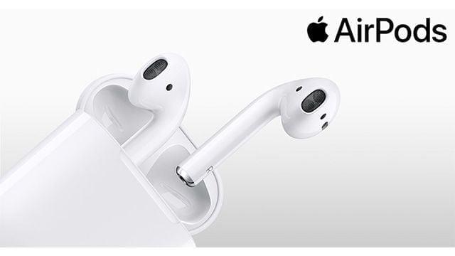 AirPods 2 fake kết nối với iPhone y như hàng thật
