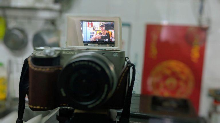 Remote Control Video Recording Sony (1)