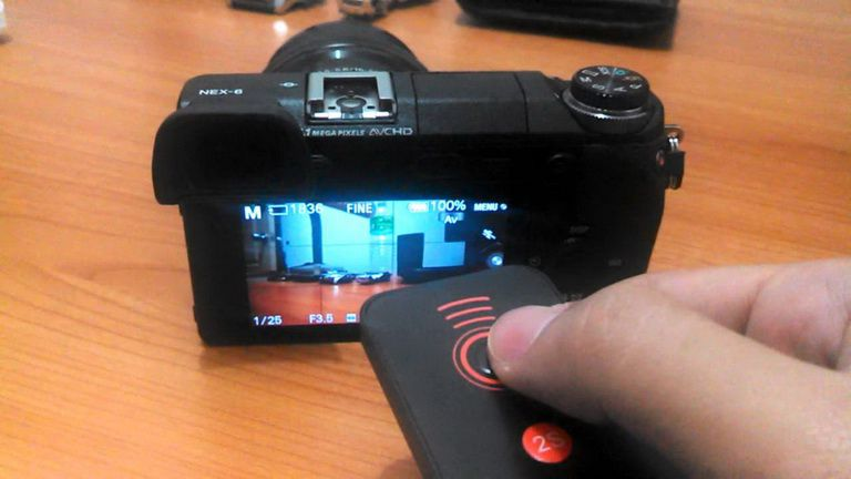 Remote Control Video Recording Sony (5)