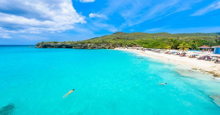 Bãi biển ở Curacao