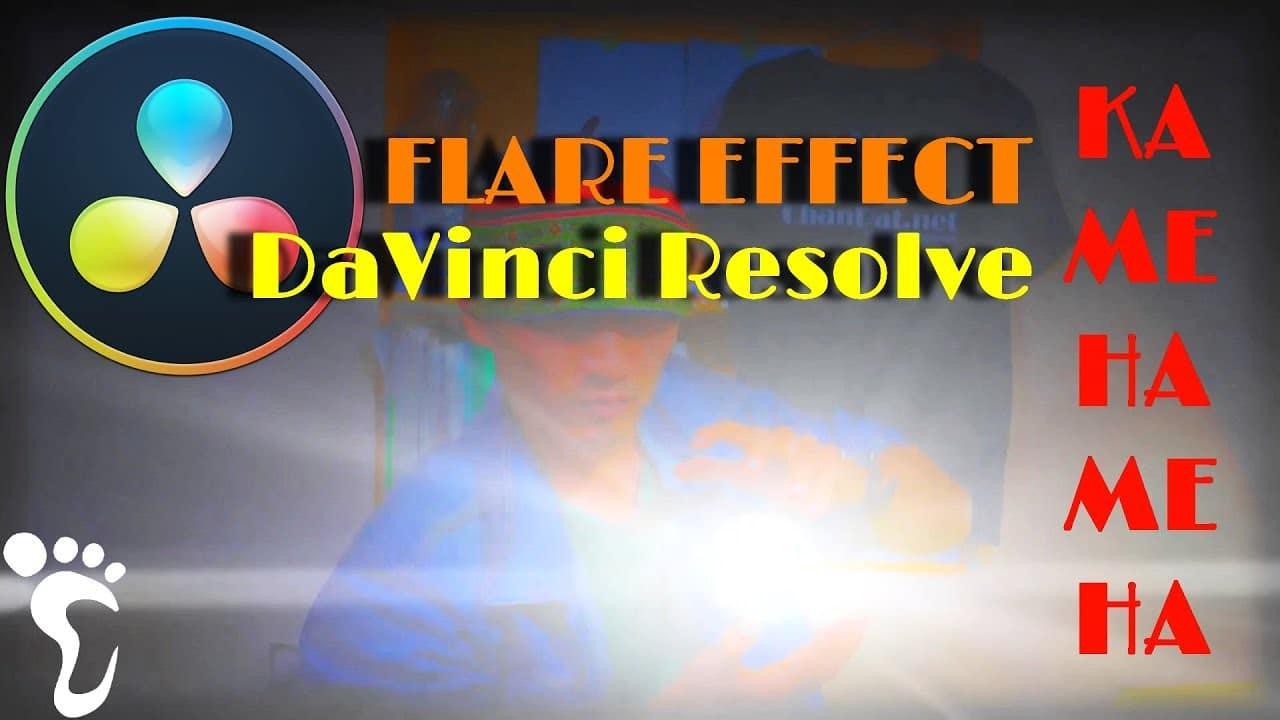 DaVinci Resolve cơ bản (Bài 4): thêm hiệu ứng Flare vào video