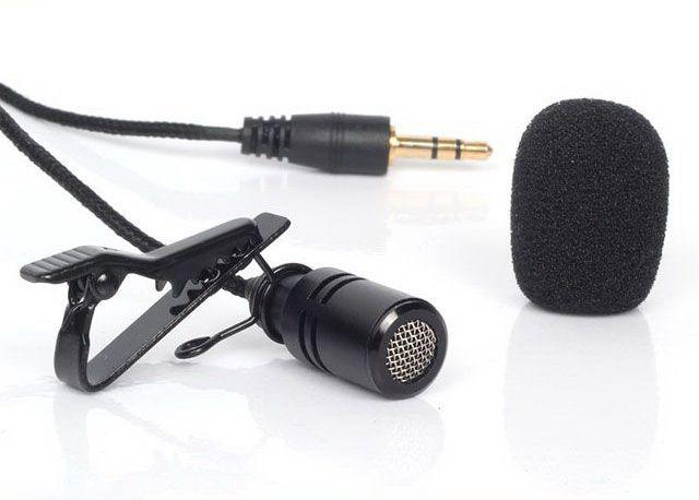 Micro cài áo 100k Kool Sound Lavalier